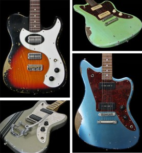 Fano Guitars JM6 and TC6