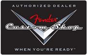 Fender Custom Shop at Humbucker Music