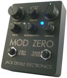 Jack Deville Mod Zero Pedal