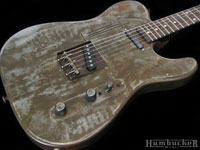Trussart Rust-O-Matic Guitar