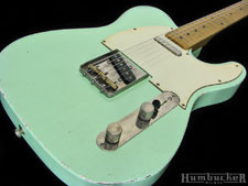 K-Line 60's T-Style in Surf Green