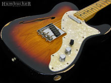 Fender Custom Shop '69 Thinline Telecaster
