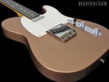 Fender Custom Shop Closet Classic Pine Tele in Copper