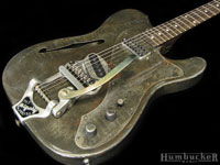 Trussart Deluxe Steelcaster Rust O Matic