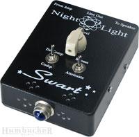 Swart Nightlight at Humbucker Music