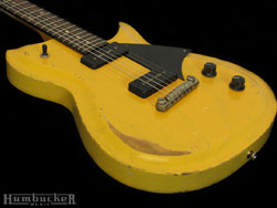 Fano RB6 in Butterscotch Blonde at Humbucker Music