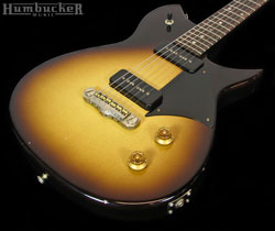 Limited Edition Fano RB6 in TV Burst