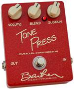 Barber Tone Press in Custom Red