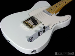 Suhr T2 in Olympic White at Humbucker Music