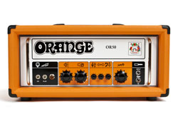 Orange OR50 Head at Humbucker Music