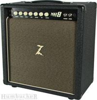 Dr. Z Maz 8 Studio Combo in Black at Humbucker Music