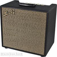 Swart STR-Tremolo Amp at Humbucker Music