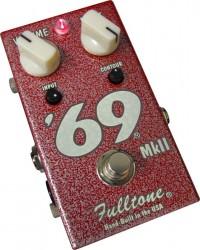 Fulltone '69 MkII Fuzz pedal at Humbucker Music