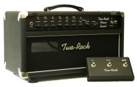 Two-Rock Amplifiers at Humbucker Music