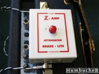What is a amp attenuator? Article at Humbucker Music
