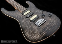 Suhr Guthrie Govan Signature in Charcoal at Humbucker Music