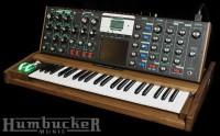 B-Stock Moog Voyager Select in Jade at Humbucker Music