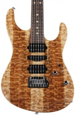 Suhr Modern Custom Natural Quilted Maple