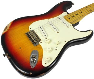 Nash S-57 in 3 Tone Sunburst